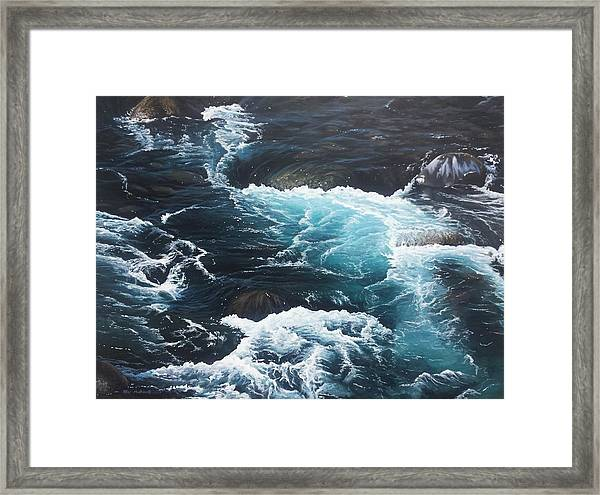 Living Waters Framed Print