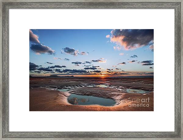 Llangennith Beach Framed Print