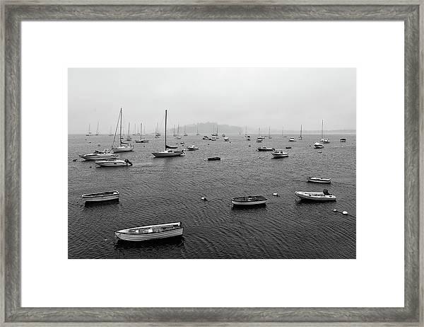 Lloverá Framed Print