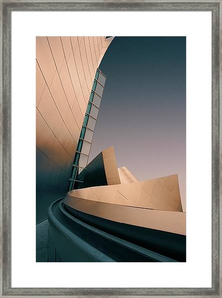 Los Angeles Philharmonic Orchestra Framed Print by Ed Freeman