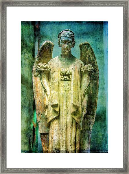 Lost Angel Framed Print
