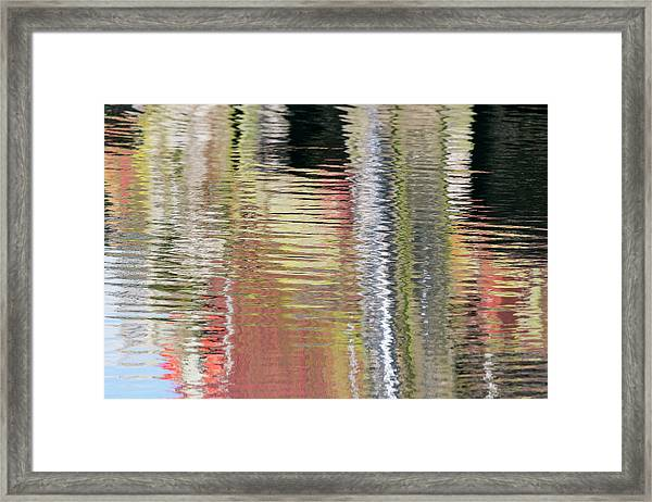 Lost In Your Eyes Framed Print