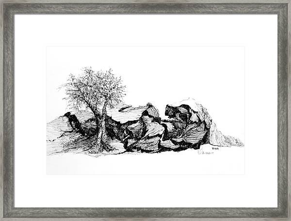 Love Nest  -  Dedicated Framed Print