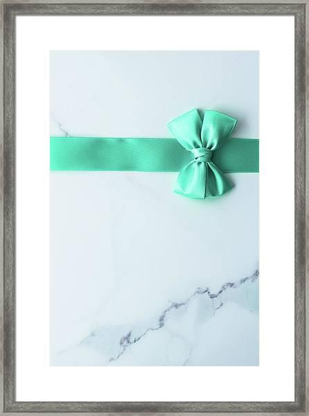 Lovely Gift I Framed Print