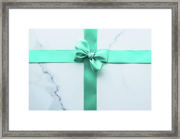 Lovely Gift II Framed Print