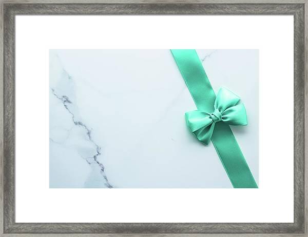 Lovely Gift Iv Framed Print