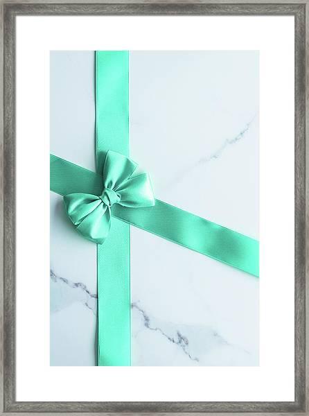 Lovely Gift V Framed Print