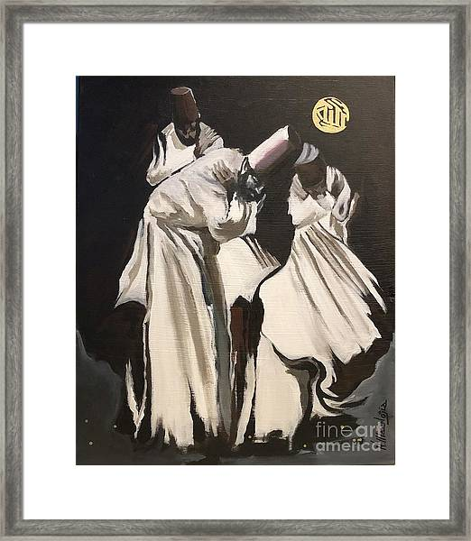 Loyalty  Framed Print