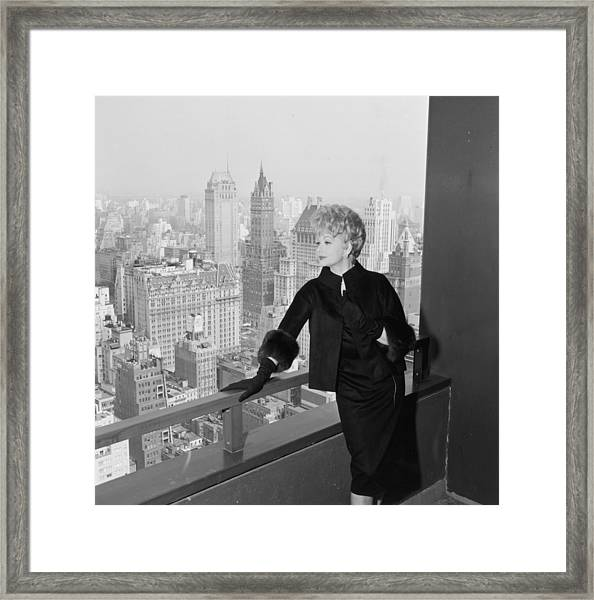 Lucille Ball Framed Print