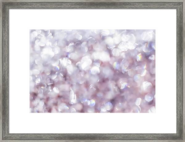 Luxe Moment I Framed Print