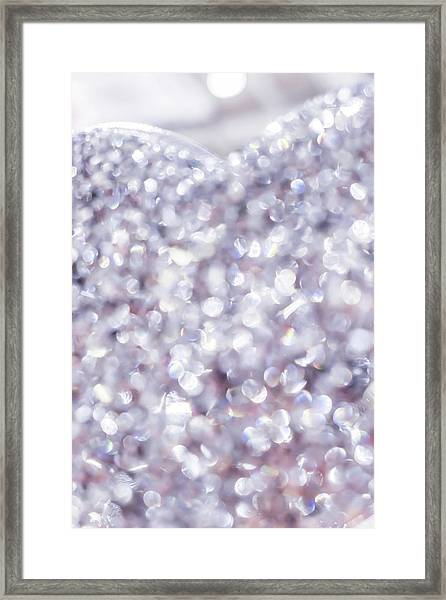 Luxe Moment II Framed Print