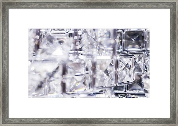 Luxe Moment V Framed Print