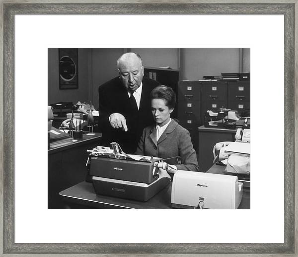 Marnie Framed Print by Hulton Archive