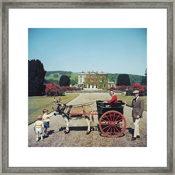 Marquess Of Waterford Framed Print