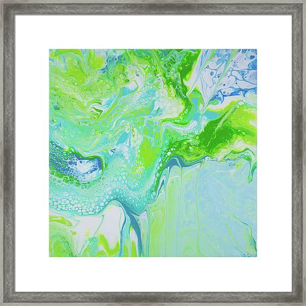 Maui - Land And Sea Framed Print