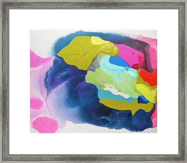 Maya 02 Framed Print