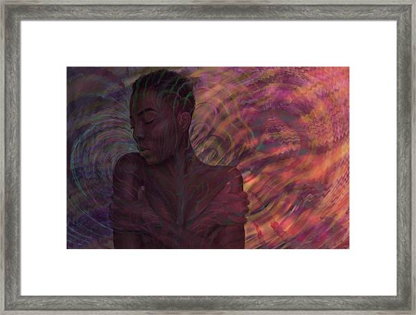 Maya Framed Print