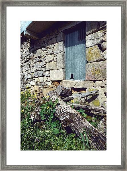 Memories In Bainte Framed Print