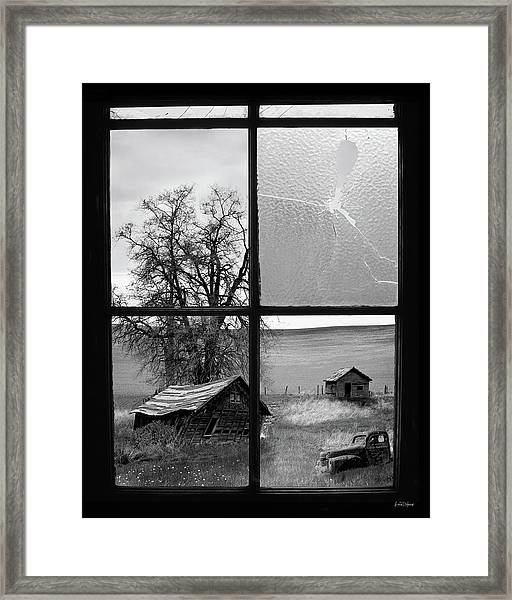 Memories Past Framed Print by Leland D Howard