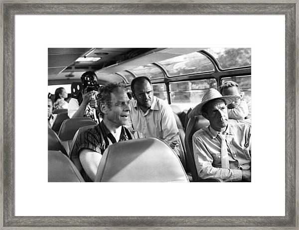Merce Cunningham In 1966 - Framed Print