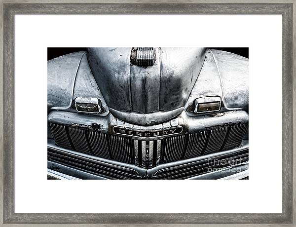 Mercury Eight Framed Print