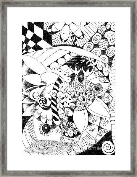 Metamorphosis 2 Framed Print