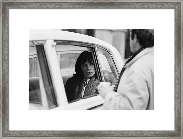 Micks Performance Framed Print