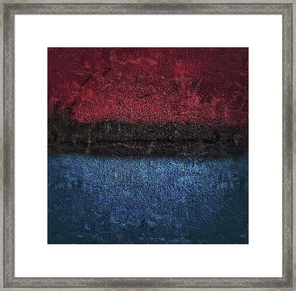 Middle Passage Blues Framed Print