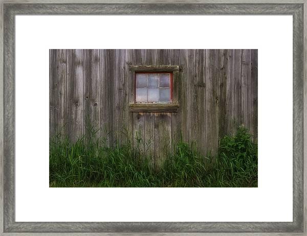 Miller Barn 3 Framed Print