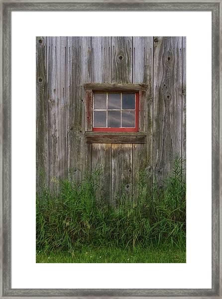 Miller Barn 4 Framed Print