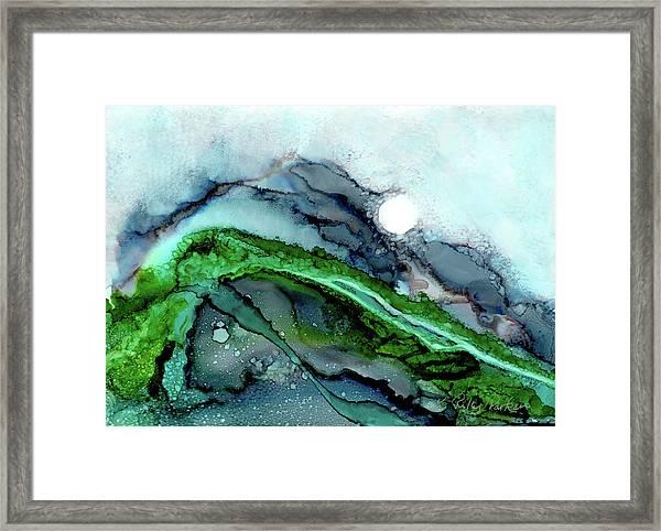 Moondance I Framed Print