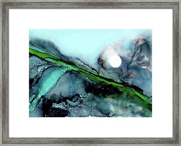 Moondance II Framed Print