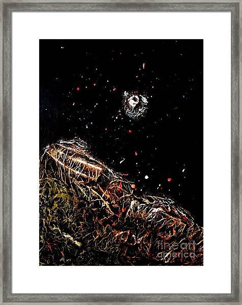 Moonstruck2 Framed Print