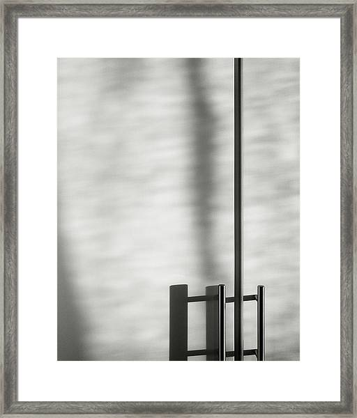 Framed Print featuring the photograph Morning Light by Nicole Young