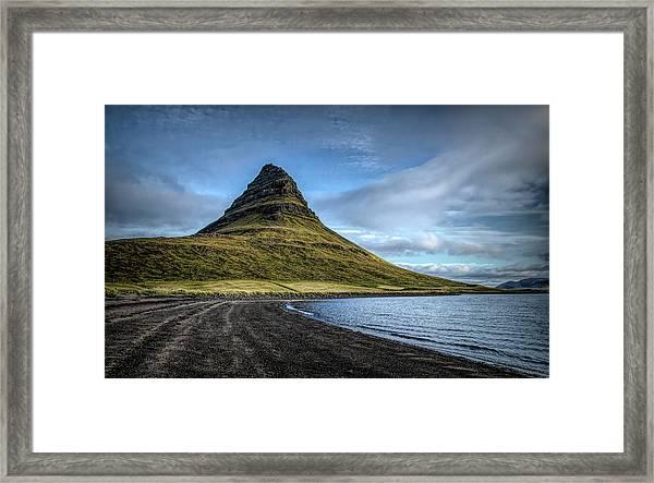 Mt Kirkjufell Framed Print