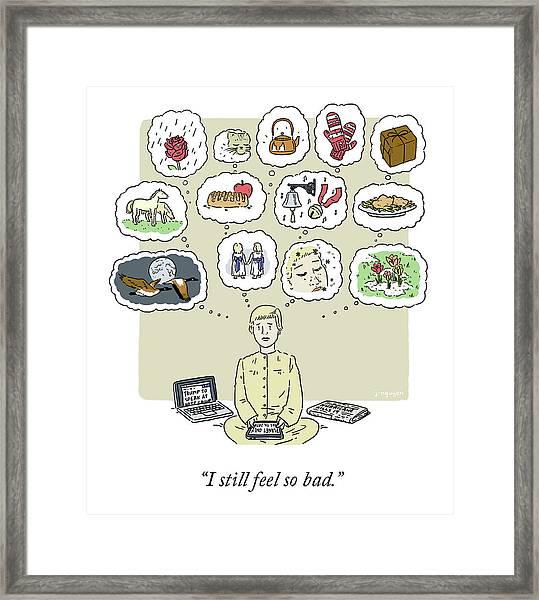 My Favorite Things Framed Print