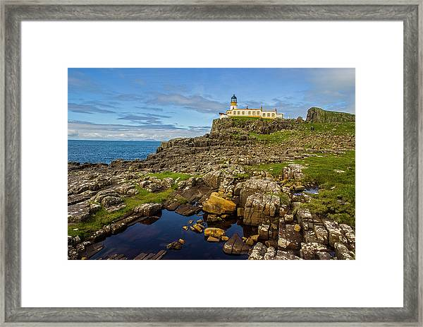 Neist Point Lighthouse No. 2 Framed Print