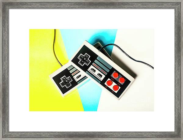 Nestalgia Framed Print