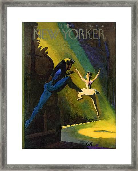 New Yorker November 3, 1951 Framed Print