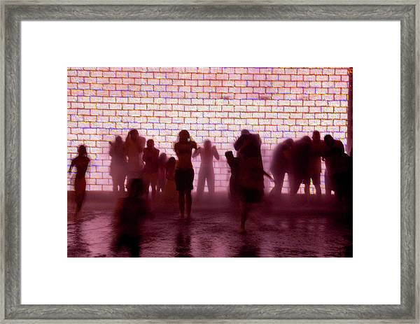 Night Of The Living Dead Framed Print by By Ken Ilio