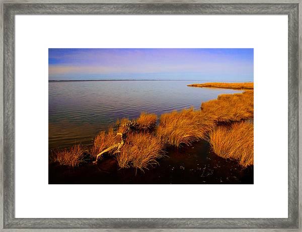 Northern Exposure  Framed Print