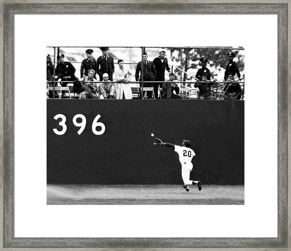 N.y. Mets Vs. Baltimore Orioles. 1969 Framed Print