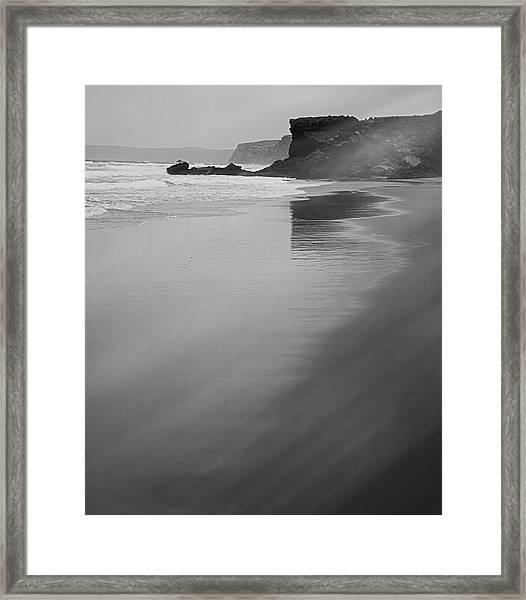 Ocean Memories I Framed Print