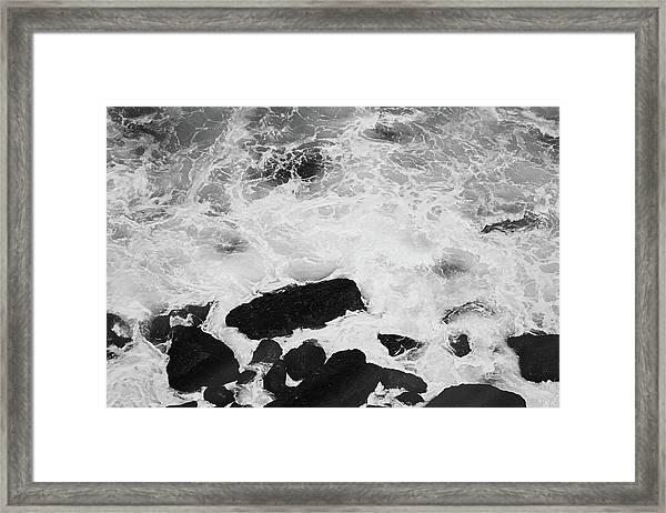 Ocean Memories V Framed Print