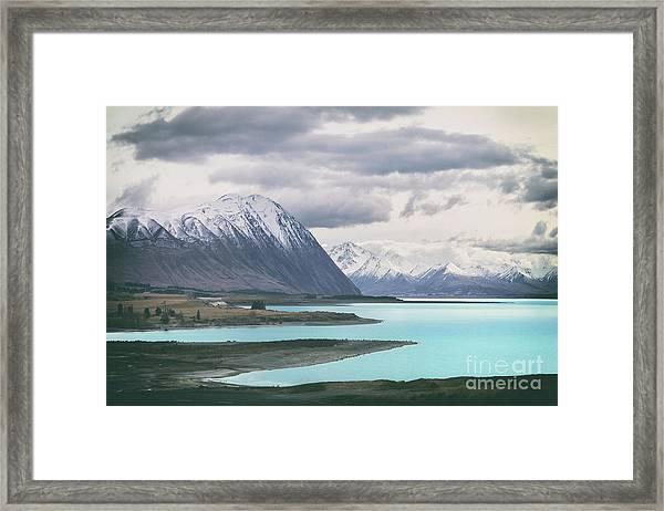 Of Divine Nature Framed Print
