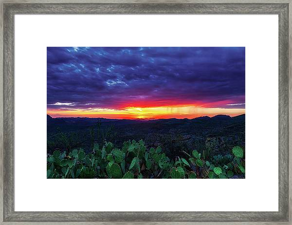 Only A Memory Framed Print