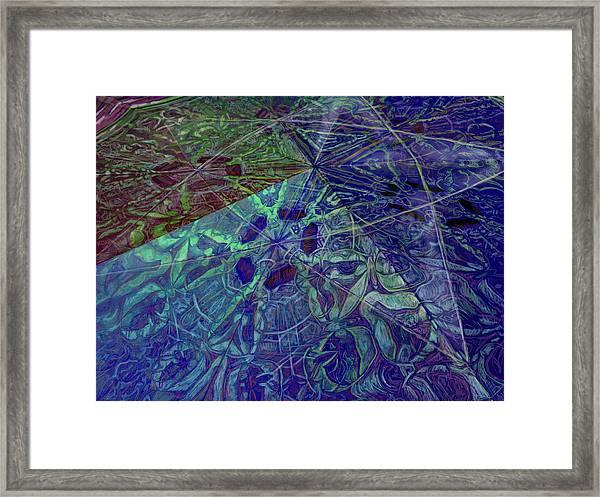 Organica 2 Framed Print