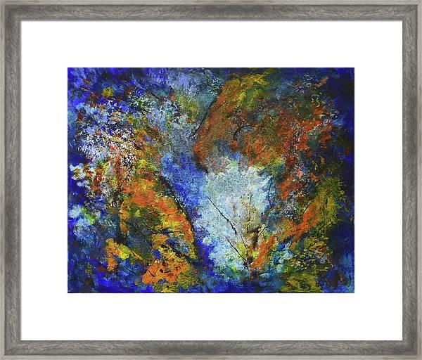 Oxidation Framed Print
