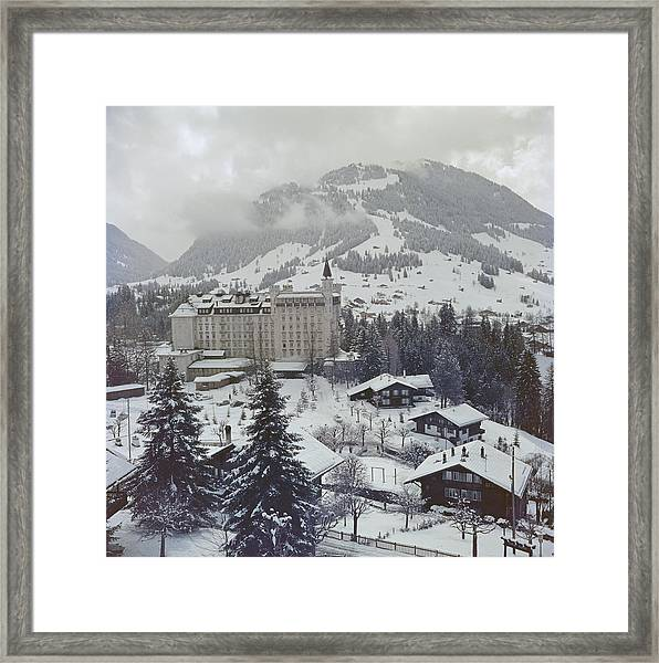 Palace Hotel Framed Print