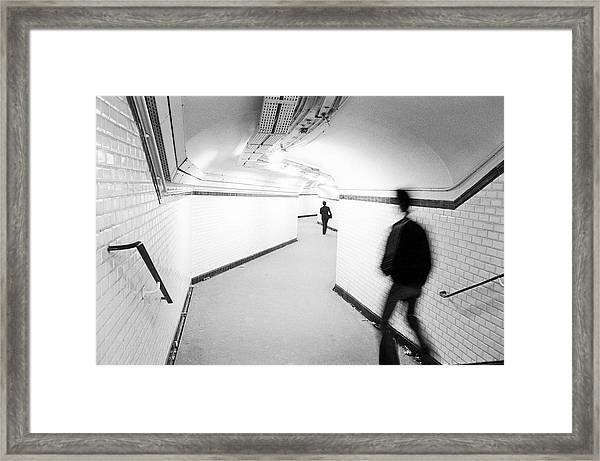 Paris, France - Framed Print by Francois Le Diascorn